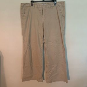 Gap The Trouser pants